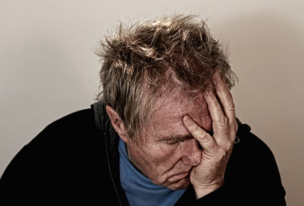 Photo of disappointed man for long post on International Women's Day at thisissamstown.com